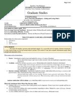 Report in Social Psychology Handout