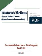 Diabetes PDUI