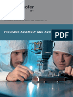 Precision Assembly and Automotion