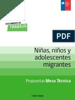 4. Ninas Ninos y Adolescentes Migrantes