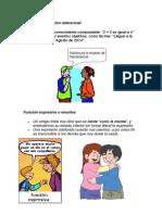 Ejemplos de Función Referencial