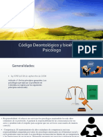 Código Deontológico y bioético del Psicólogo.pptx