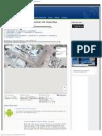 Satellite Finder Dish Alignment Calculator With Google Maps DishPointercom