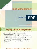 CH14 Supply Chain Management