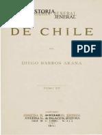 Historia Gral Chile DBA XV