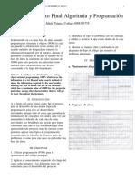base de datos c++ informe POO