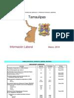Perfil Tamaulipas