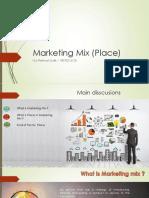 Marketing Mix (Place) Sodik [Autosaved]
