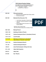 ate conference agenda