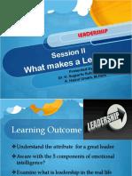 Slide 2 What Make a Leader_