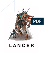 LANCER RPG Core Rulebook