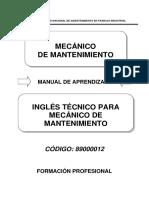 89000012 Ingles Tecnico Para Mecanico de Mantenimiento (1)