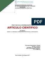 Articulo Cientifico Relacionado a Los Errores de Concepto en El Repertorio Erotico Sexual en Parejas Heterosexuales