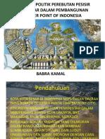 Ekopol Perebutan Ruang Pesisir Makassar