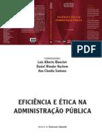 Eficiencia e Etica Na Admin Publica