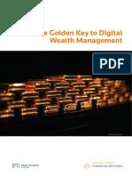 Digitization of Wealth Management