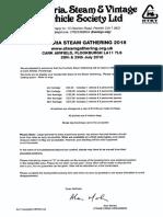 Autojumble Form 2018