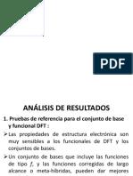 Presentación - Investigación Teórica de Los Efectos Mono y Di-cloro-sustitutivos