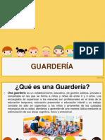 CONCEPTOS GUARDERÍA
