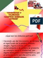 Símbolos Patrios del País