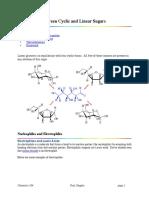 Cyclic glucose