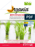 Organia Revitasoil Arroz