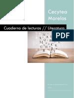 cuadernillo literatura