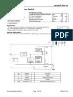 Tranzistor-BSP75