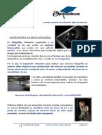 8. La exposición y los modos de disparo.pdf