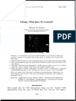 Ufology, what we have learned.pdf