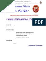 REFRIGERACION POLIESTIRENO