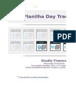Planilha Controle DAX_Studio Finance v.1.01