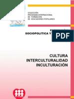 Javier Albo Cultura Intercultural Id Ad Inculturacion