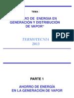 Calderas y Redes, Eficiencia Energetica