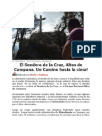 Sendero La Cruz y Altos de Campana.docx