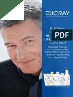 Ducray Schuppen Broschuere 2015