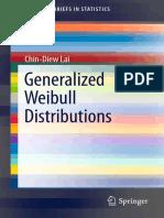 Generalized Weibull Distributions