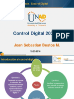 Web Conferencia 2 Control Digital Paso 2 Fecha 12-03-2018