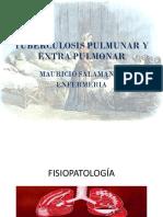 Tuberculosis Pulmunar y Extra Pulmonar (1)