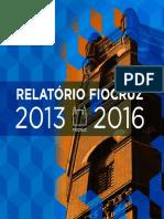 Relatorio Fiocruz 2013 2016 Final Abril 2017