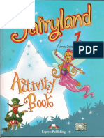 302691401 Fairyland 1 Activity Book