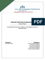 RMM Report