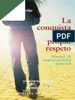 La Conquista Del Propio Respeto Manual de Responsabilidad Person
