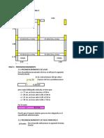 Plantilla Modelo Estructturas
