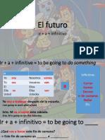 spanish 1 mi comunidad el futuro