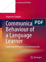 Communicative Behaviour of a Language Learner_ Exploring Willingness to Communicate