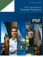 UoM Int Graduate