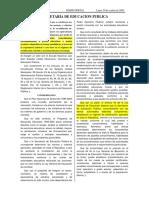 Acuerdo 286 Diario Oficial de La Federación