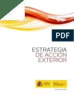 2014_estrategia de Accion Exterior