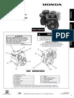 Manual Motor Honda GS160 GS 190